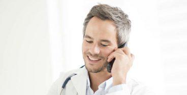 Samtal med läkare